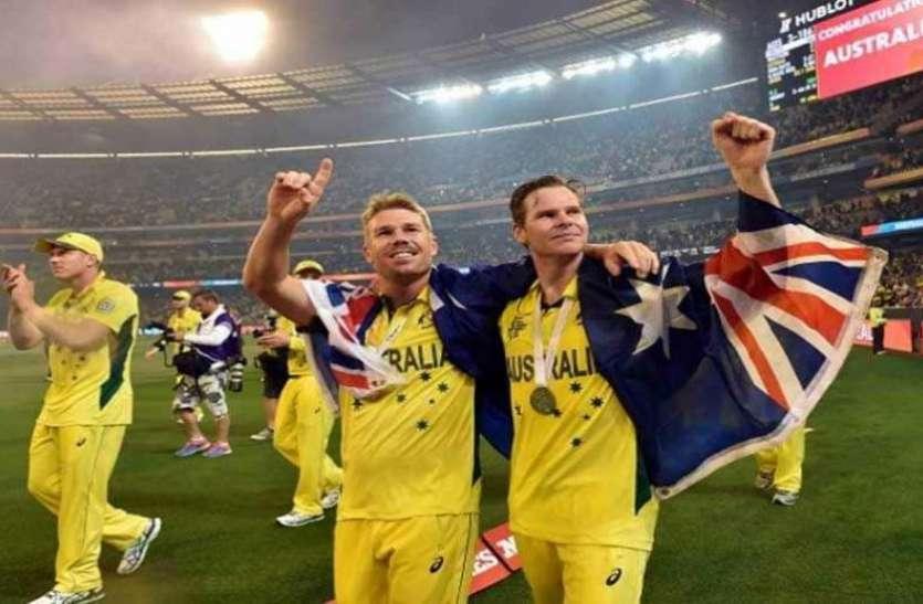 क्रिकेट ऑस्ट्रेलिया ने जारी किया इंटरनेशनल मैचों का कार्यक्रम