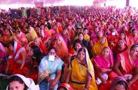 अक्षय तृतीया पारणा महोत्सव में बही धर्म की गंगा