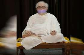 तेरापंथ धर्मसंघ के वरिष्ठ मुनि सुमेरमल का देवलोकगमन