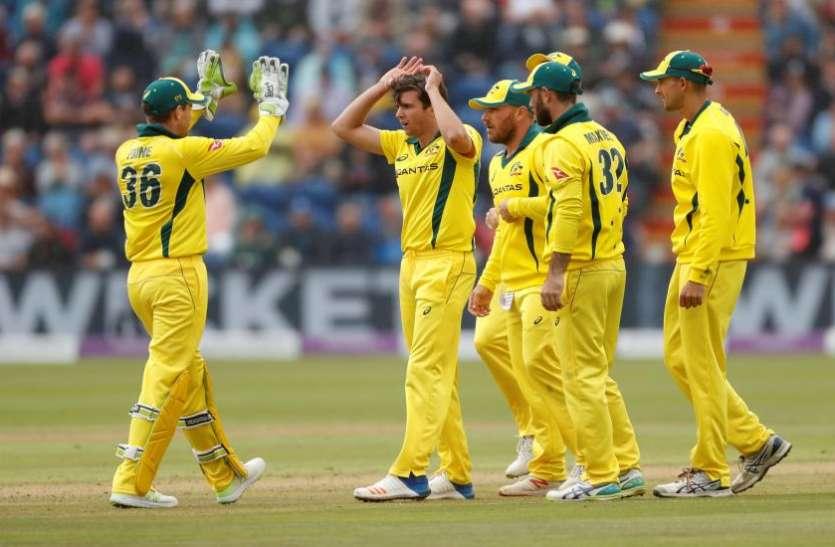 भारतीय खिलाड़ियों कोे घुटने टेकने पर मजबूर करने वाला ये ऑस्ट्रेलियाई हुआ वर्ल्ड कप से बाहर