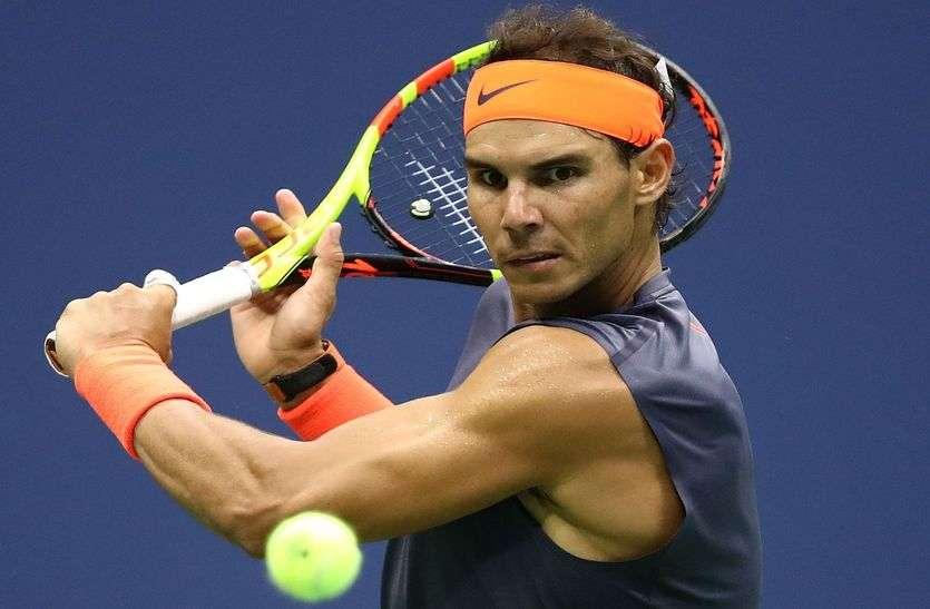 मैड्रिड ओपन टेनिस : टिफोए को हराकर राफेल नडाल ने बनाई तीसरे  दौर में जगह
