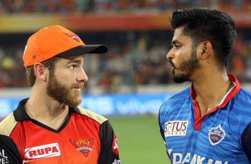 SRH vs DC मैच में किसके सिर बंधेगा जीत का सेहरा, जानने के लिए आंकड़ों के साथ पढ़िए ये रिपोर्ट..