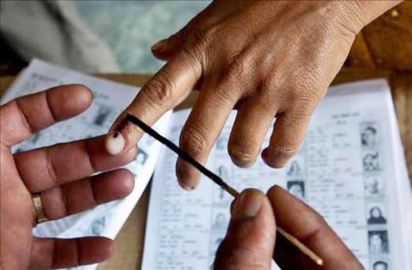 Election 2019 : तीसरे चरण की 8 लोकसभा सीटों पर 80 हजार अधिकारी-कर्मचारी तैनात