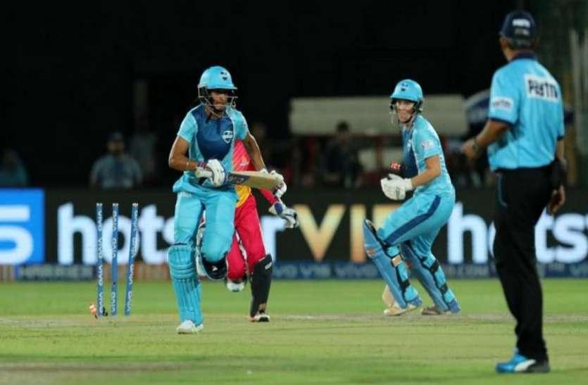 Womens T-20: सुपरनोवाज ने वेलोसिटी को 12 रनों से हराया, फाइनल में किया प्रवेश