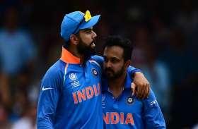 वर्ल्ड कप के लिए टीम इंडिया में नहीं होगा कोई बदलाव, केदार जाधव हुए फिट