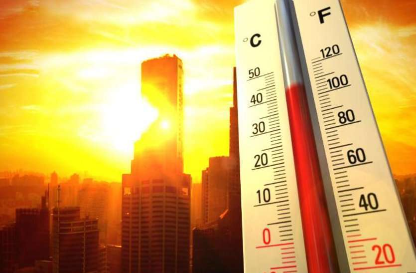 Weather Update : छत्तीसगढ़ में और बढ़ेगा तापमान, मौसम विभाग जारी कर सकता है लू अलर्ट
