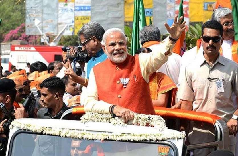 Breaking : एसपीजी के इनकार के बाद इंदौर में नहीं होगा मोदी का रोड शो, भाजपा ने की पुष्टि