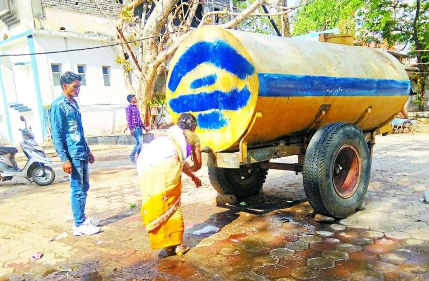 मुख्यमंत्री का जिला फिर भी बूंद-बूंद पानी को मोहताज जिला अस्पताल