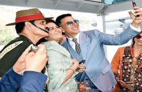 कांग्रेस नेता दिव्या स्पंदना ने तस्वीरों से किया खुलासा, INS सुमित्रा में अक्षय कुमार को अपने साथ ले गए पीएम मोदी