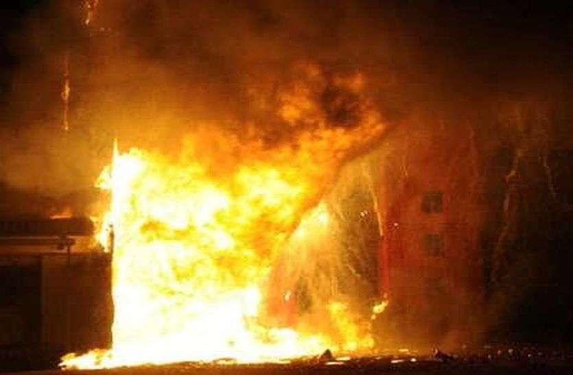 यहां आग लगी तो पड जाएंगे चिकित्सा मंत्री डॉ रघु शर्मा के लेने के देने