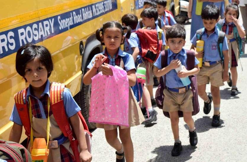 School Closed Due To Heat In Varanasi - भीषण गर्मी व ...