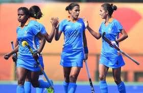 महिला हॉकी : दक्षिण कोरिया दौर के लिए भारतीय टीम घोषित, रानी रामपाल को मिली कमान