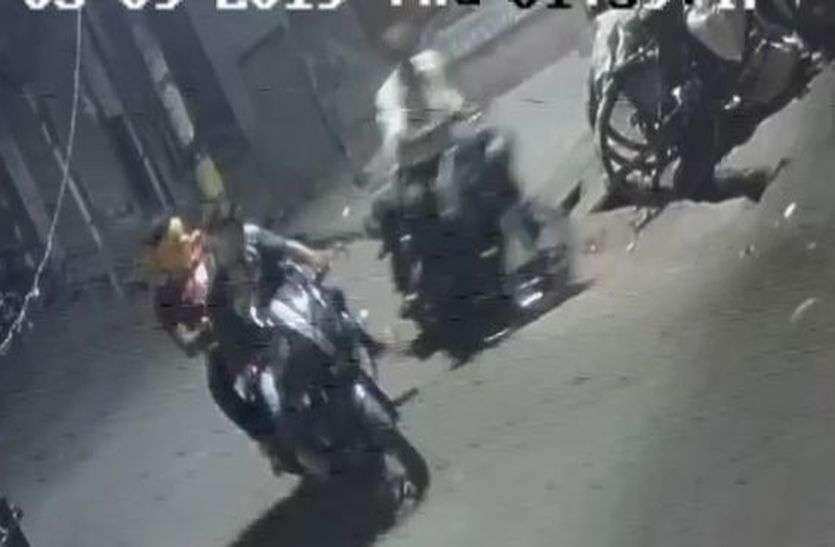 बीकानेर में नहीं पुलिस का खौफ, 24  घंटे में लूट और हमले की दो वारदात