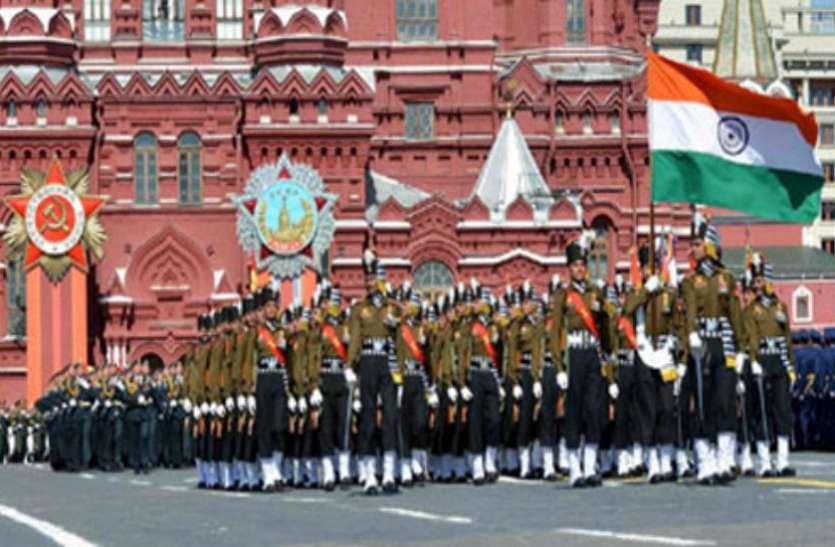 विजय दिवस पर रूस ने दिखाई सैन्य ताकत, पुतिन बोले- किसी को डराना नहीं, विजेताओं का सम्मान करना था मकसद