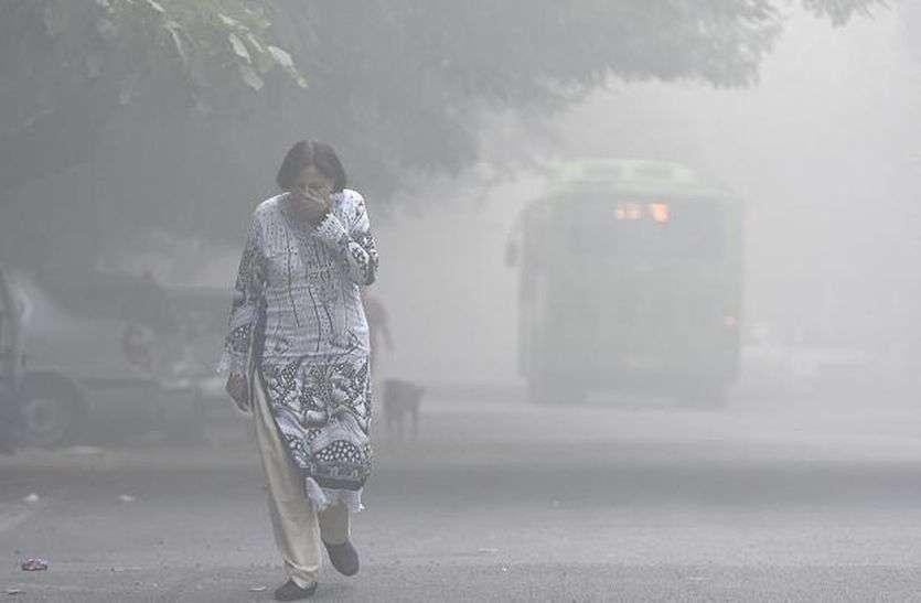 प्रदूषित हवा से डायबिटीज का खतरा!
