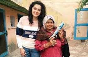 उम्र को मात देने वाली शूटिंग में विख्यात शूटर दादी की तबीयत बिगड़ी, एम्स में भर्ती