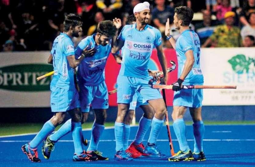 ऑस्ट्रेलिया दौरे पर भारतीय टीम ने दर्ज की लगातार दूसरी जीत