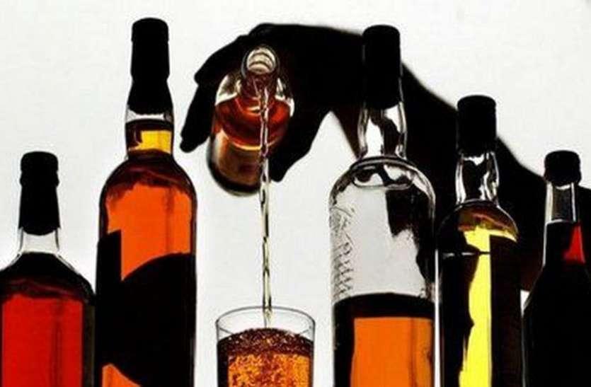 आचार संहिता में 1.10 करोड़ की अवैध शराब व 14 लाख की ड्रग्स जब्त