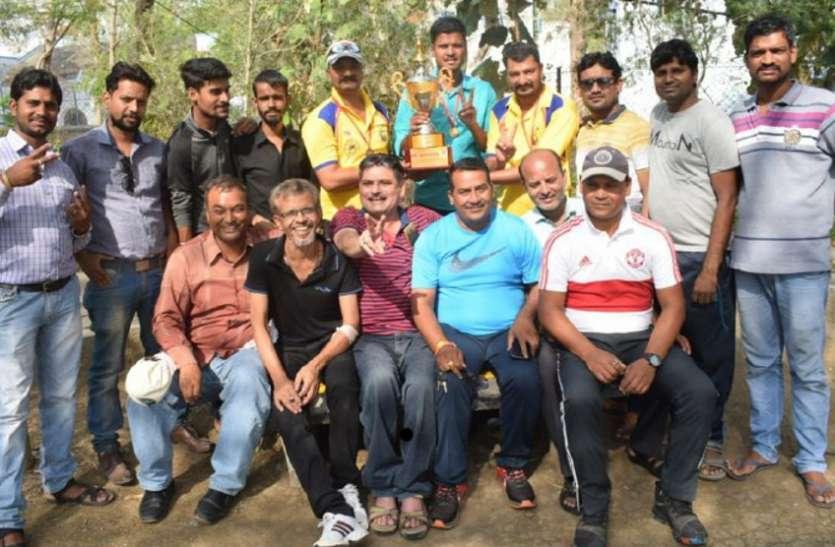 मूक-बधिर क्रिकेट प्रतियोगिता : रीवा के खिलाड़ी ने किया कमाल