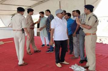 धार-महू लोकसभा सीट के लिए अमझेरा में राहुल गांधी की सभा आज, सुरक्षा व्यवस्था के पुख्ता इंतजाम