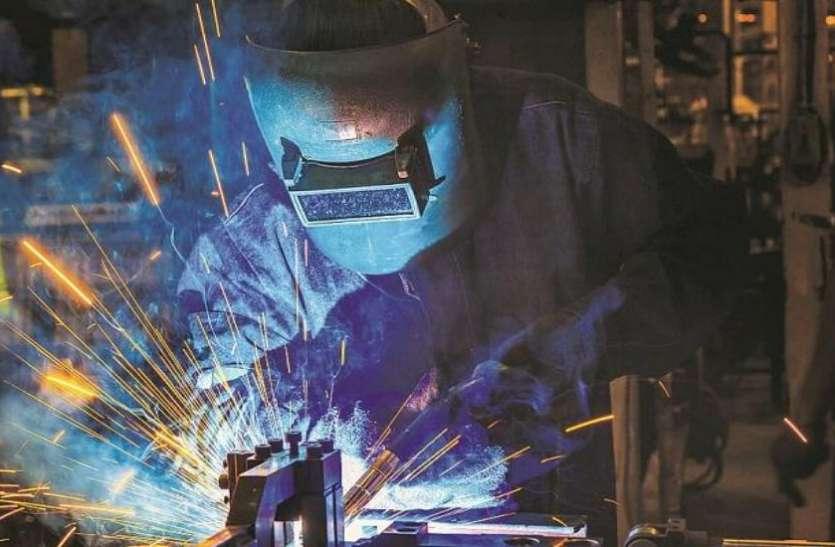 औद्योगिक वृद्धि में आई गिरावट, मार्च में आई 0.1 फीसदी की गिरावट