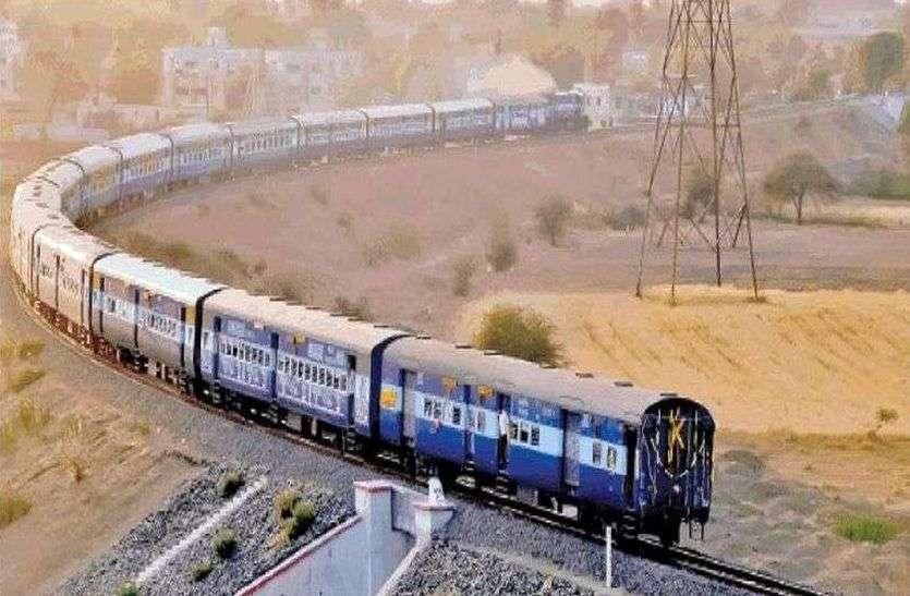चलती ट्रेन में चोरी कर भाग रहा था आरोपी, आरपीएफ जवानों ने दौड़कर पकड़ा, इंटरसिटी में एसी बंद होने पर हंगामा