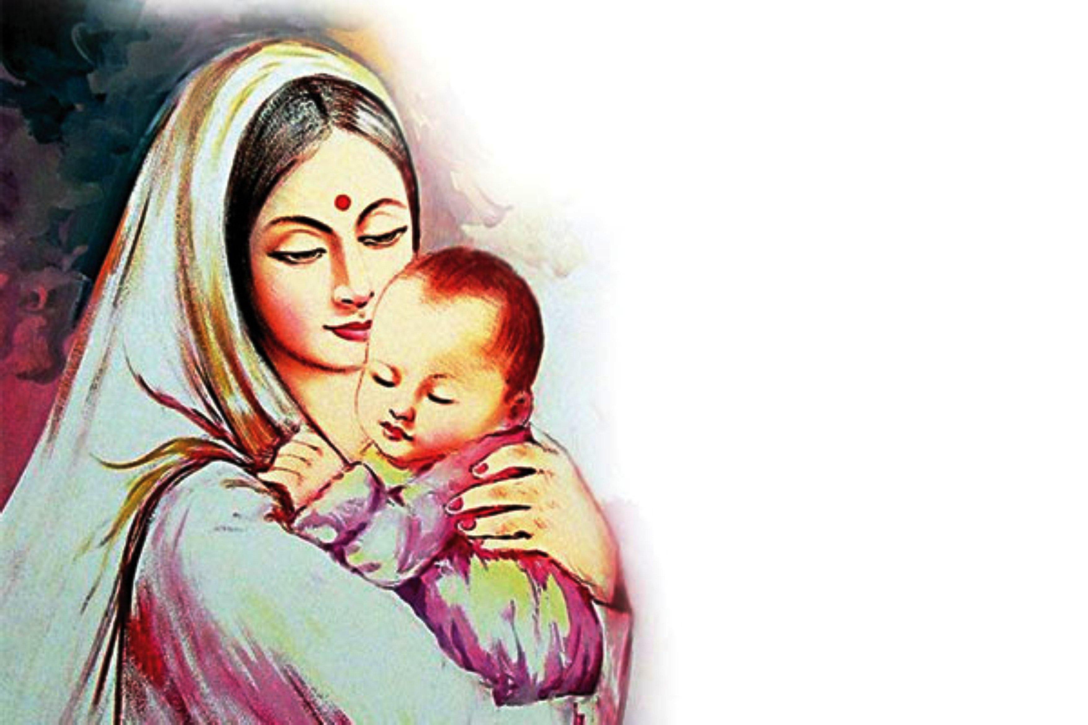 मां के गर्भ में नवजात को मिलेगी धार्मिक शिक्षा और संस्कार