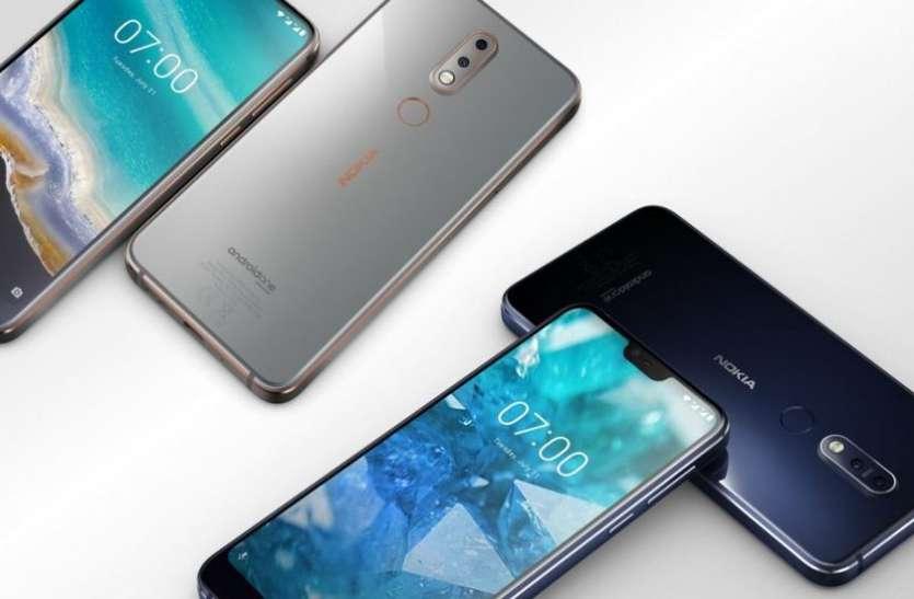 8,000 रुपये से कम कीमत में बिकेगा Nokia 5.1 Plus और Nokia 6.1 Plus
