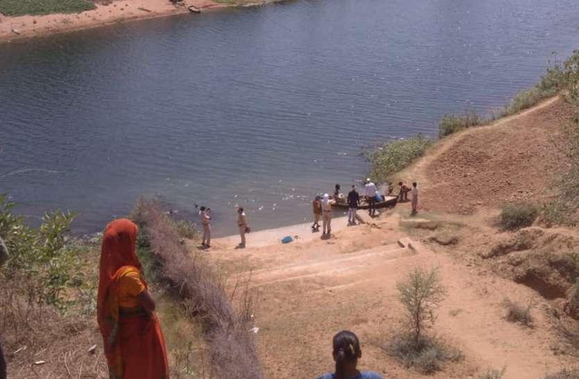 नदी में नहाने गया बालक डूबा, दूसरे दिन मिला शव