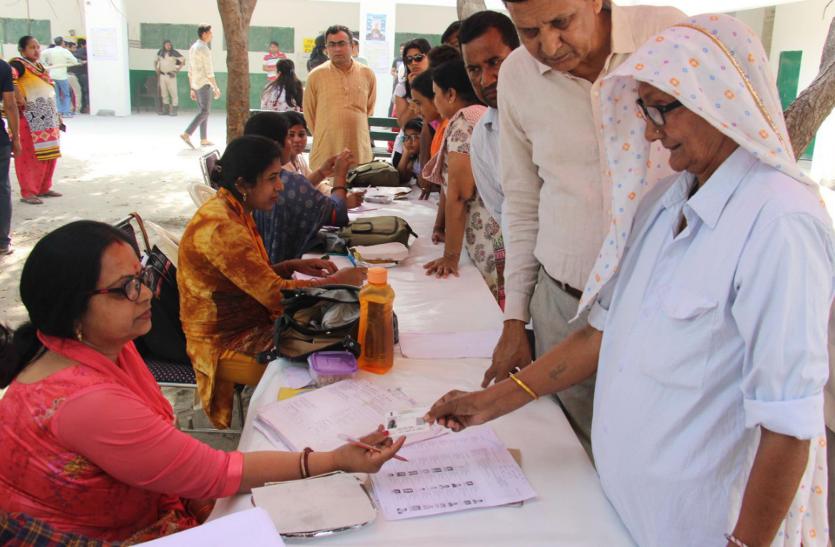 हरियाणा में लोकसभा चुनाव के लिए मतदान आज, न किसी पक्ष में लहर न किसी के विरोध की आंधी