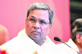 कांग्रेस विधायकों ने की पूर्व मुख्यमंत्री सिद्धरामय्या से गोपनीय मुलाकात
