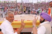 सनी देओल के सामने कडे मुकाबले में फंसे सुनील जाखड को अमरिंदर सिंह ने बताया भावी मुख्यमंत्री