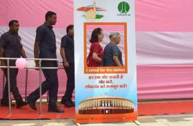 Lok Sabha Election 6th Phase Polling Live: कैमरे की नजर से देखें आज के मतदान का हर अपडेट