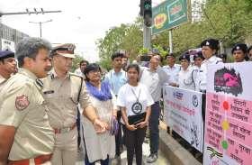 जयपुर के इस चौराहे पर नजर आएंगी सिर्फ महिला पुलिसकर्मी, पूरे ट्रेफिक का करेगी मैनेजमेंट