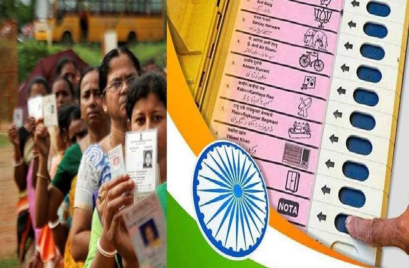 Live : जानिए यूपी में छठवें चरण में कितने फीसदी हुआ मतदान, इन जगहों पर युवाओं में दिखा उत्साह