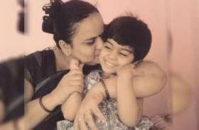 World Mother's day पर नन्हीं आन्वी शर्मा का ये वीडियो न देखा तो कुछ भी न देखा