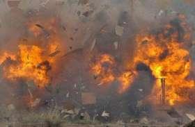 झारखंड के गिरिडीह में विस्फोट, एक ही परिवार के चार लोगों की मौत