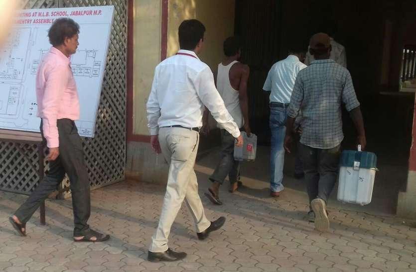 जबलपुर का आदर्श मतगणना केन्द्र बनेगा देश में मॉडल