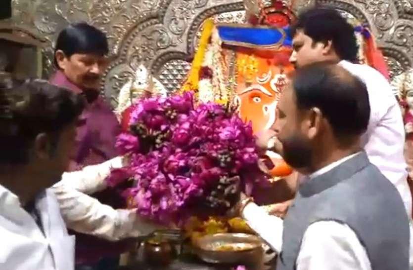 VIDEO : 'चुनाव आयोग तय नहीं करेगा भगवान को पूजा में क्या सामग्री चढ़ेगी'