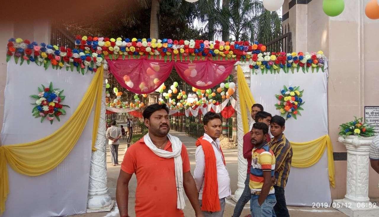 Voting in pratapgarh