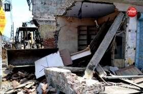 नरेला: नाले की खुदाई के वक्त गिर पड़ी दुकान की दीवार, नाबालिग मजदूर की मौत