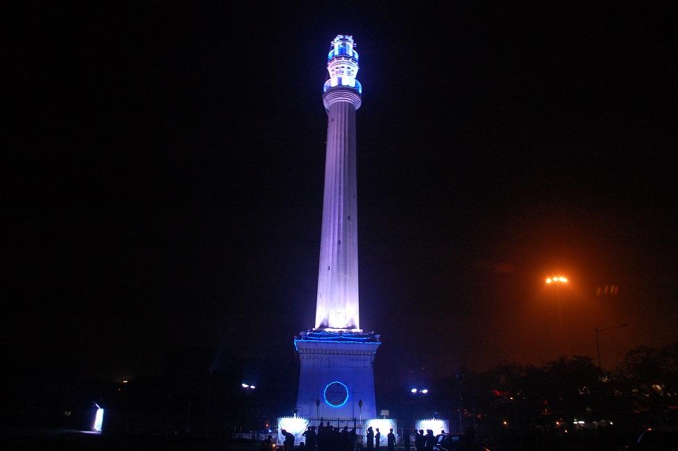 कृत्रिम लाइटों से बढ़ा रहा है कोलकाता में प्रकाश प्रदूषण