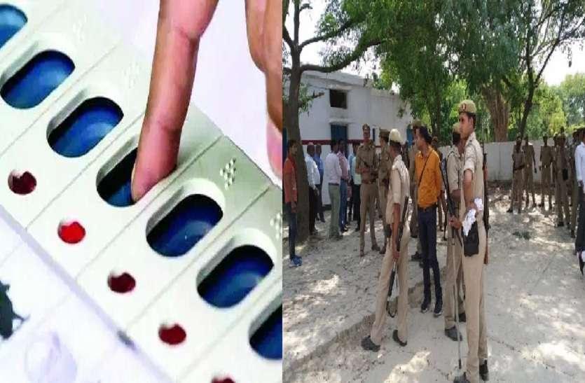 कड़ी सुरक्षा व्यवस्था के बीच हुआ मतदान, शुरुआत में मतदाताओं में दिखा जोश, दोपहर में धीमी रही रफ्तार