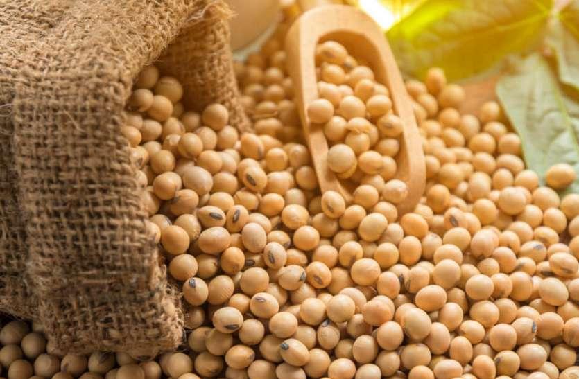 Protein from soybeans :- सोयाबीन को डाइट में लेने से मिलता है भरपूर प्रोटीन