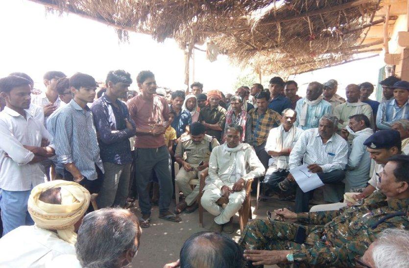 इन गांवों में हुआ चुनाव का बहिष्कार, यह थीं ग्रामीणों की मांगें, पढ़े खबर