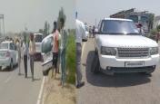 सनी देओल की गाड़ी का हुआ एक्सीडेंट, बाल-बाल बचे