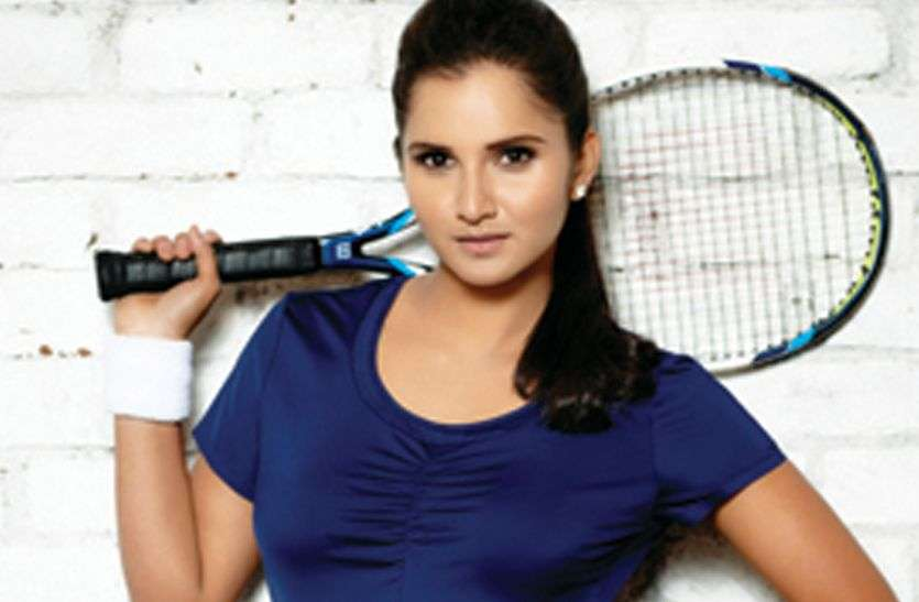 टेनिस खिलाड़ी सानिया मिर्जा को मिला एशिया वन पर्सन ऑफ द ईयर का अवॉर्ड