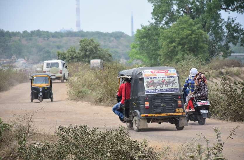 चार विभाग मिलकर करेंगे काम तब पूरा हो सकेगा राताखार से गेरवाघाट एप्रोच रोड का निर्माण, रोजाना दुर्घटनाओं की बन रही संभावना