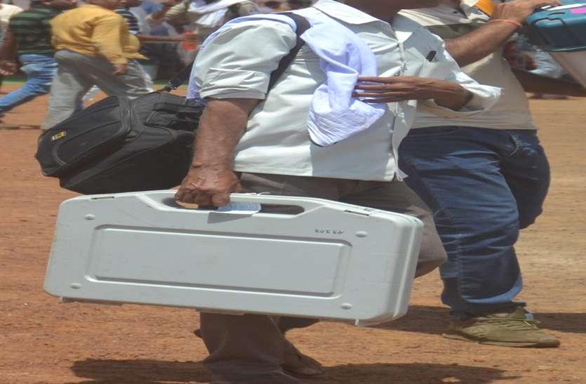अचानक एक दिन पहले लगा दी ड्यूटी, तो मतदान से वंचित रह गए 400 से अधिक शिक्षक