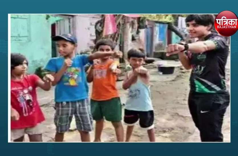 कोलकाता की झुग्गियों से निकली मुक्केबाजी